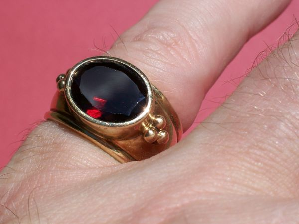 large male Devotee ring